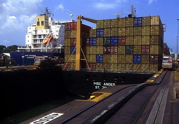 Mondo mare Canale di Panama 303a4c5c8ef3
